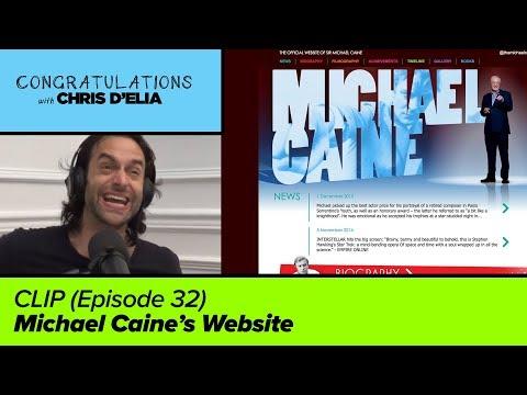 CLIP: Michael Caine