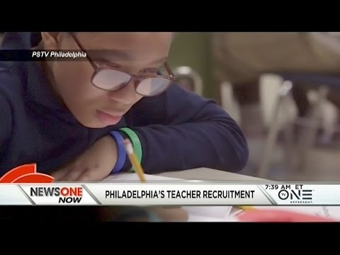 Philadelphia Launches Massive Teacher Hiring Initiative, Looks To Recruit 1,000 Teachers