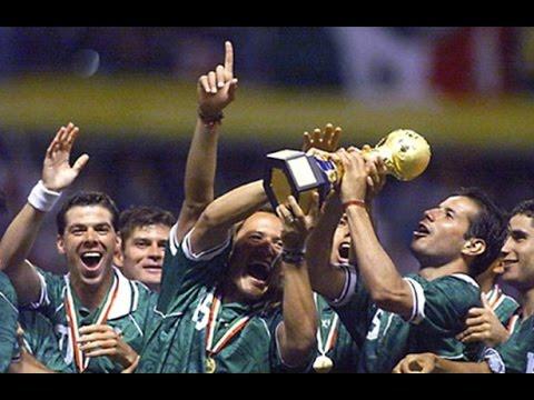 Resultado de imagen para final copa confederaciones 1999