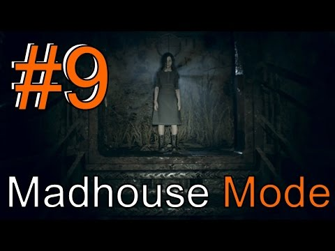 Resident Evil 7 | The Wrecked Ship | Madhouse Walkthrough Playthrough [Playing as Mia]