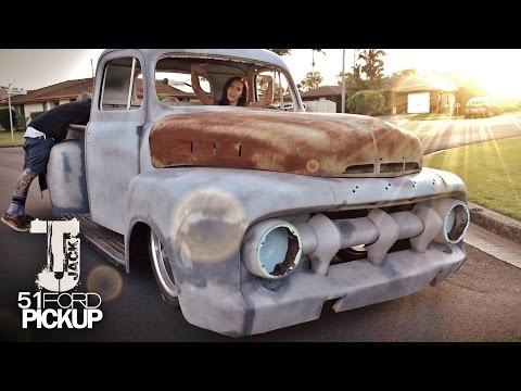 Bagged 51 Pickup - Shed Life