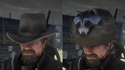 Red Dead Redemption 2 - Gambler's Hat (Found/Stolen Hats)