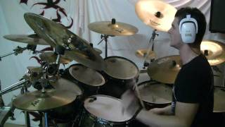 Beneath The Massacre - The Wasteland - Drum cover