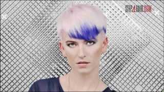step4hair.com: Dla odważnych - kontrastowa fryzura!