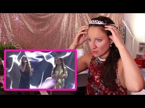 Vocal Coach REACTS to MORISSETTE AMON and JESSICA SANCHEZ- STONE COLD