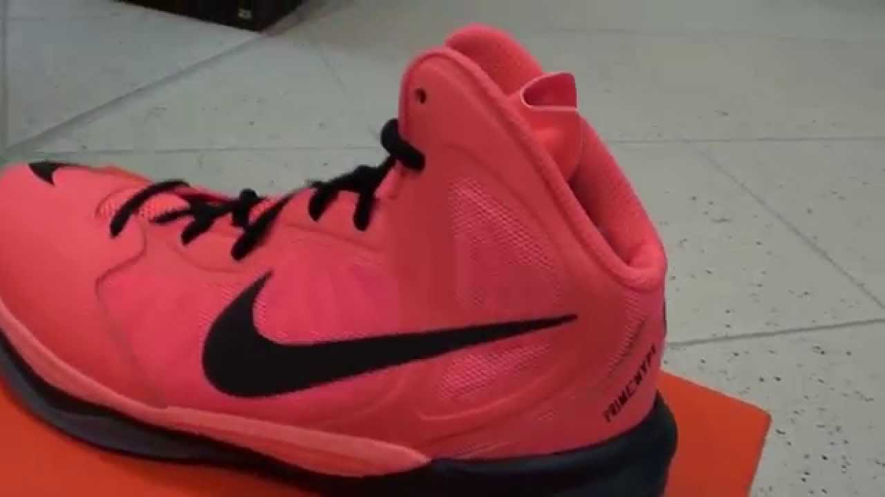 sale retailer 399a6 58c65 Nike Prime Hype DF Orange ...