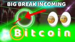 BREAKING!!!! BITCOIN HAS LESS THAN 36 HOURS - MASSIVE FAKEOUT POTENTIAL!!!