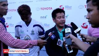 BKAFC talking about building new stadium at Kg Cham_Province
