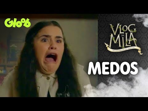 Download Youtube: Medos | EP.3 | Vlog da Mila | Gloob