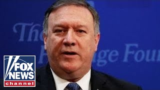 Pompeo vows strongest sanctions ever on Iran
