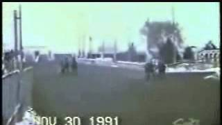 chariot horse racing crash