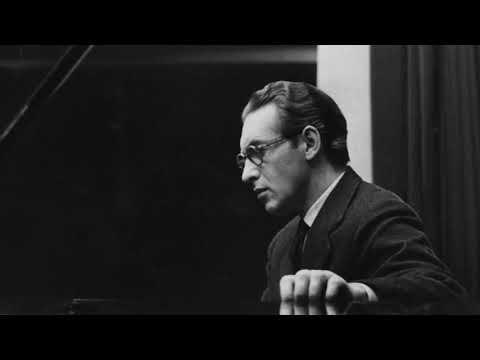 Geza Anda plays Schumann's Etudes symphoniques (1953)