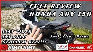 Full Review Honda ADV 150, Lihat dulu sebelum Beli!! (2020)