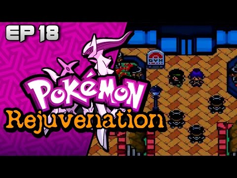 Pokemon Rejuvenation ( Fan Game ) Part 18 AMBUSH! -  Gameplay Walkthrough