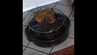 T-Bone Steak NuWave Oven Recipe