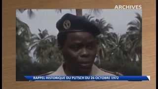 Le 26 octobre 1972 au Bénin, Mathieu Kérékou prenait le pouvoir par coup d'Etat