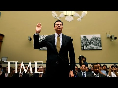 FBI Director James Comey Testifies Before The Senate | TIME