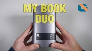 Western Digital My Book Duo Speed Test & Review @westerndigital