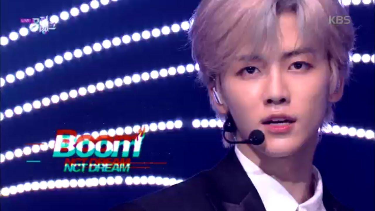 BOOM - NCT DREAM [뮤직뱅크 Music Bank] 20190726