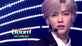 BOOM - NCT DREAM [뮤직뱅크 Music Bank] 20190726