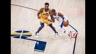 Philadelphia 76ers vs Utah Jazz - Full Game Highlights (November 6, 2019)