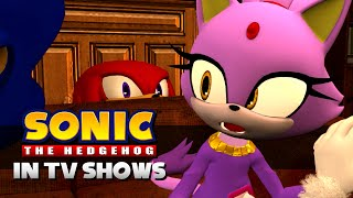 Sonic the Hedgehog in TV Shows