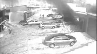 ZA-Auto.ru - Взрыв газового баллона в гараже