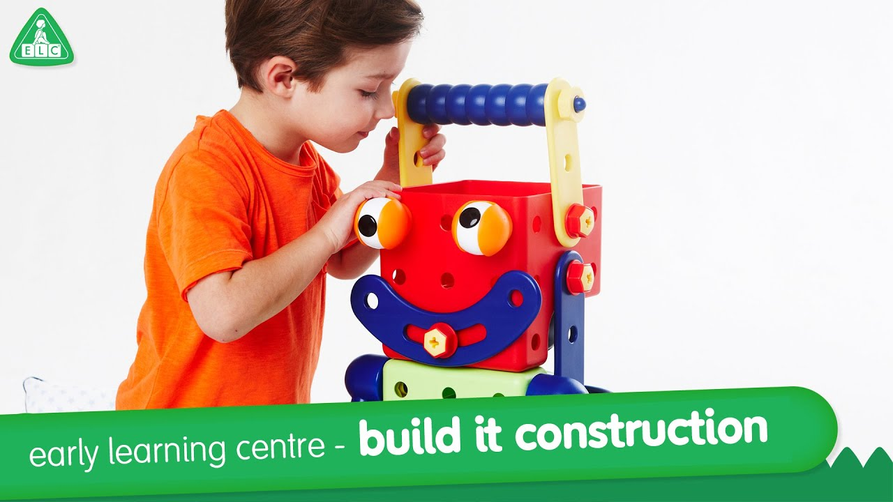 Build It Construction Starter Set Instructions