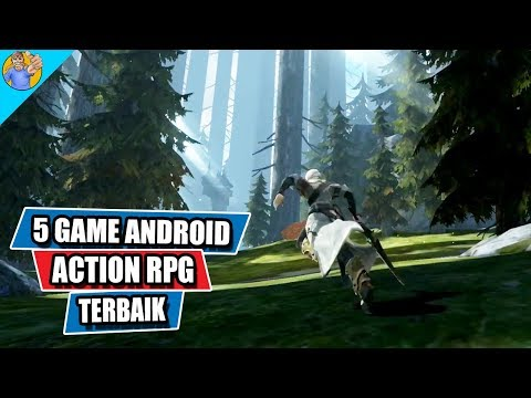 5 Game Android Action RPG Terbaik Versi Momoy Android Gamer