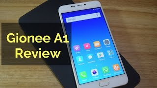 Gionee A1 Review Videos