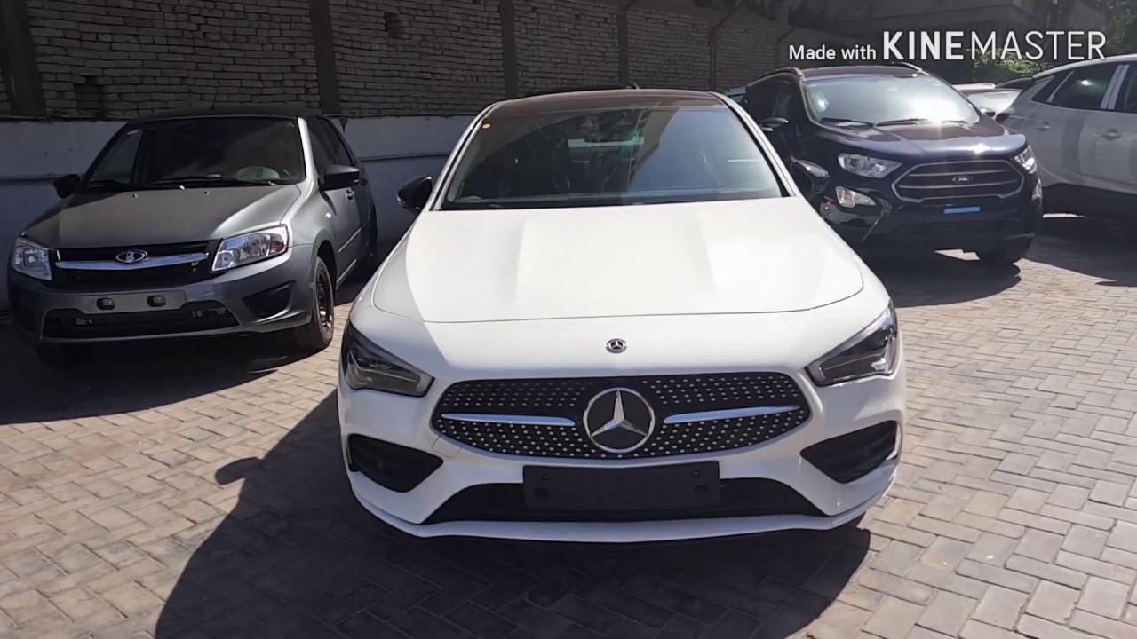 مرسيدس Cla 180 موديل ٢٠٢٠ Mercedes Cla 180 Model 2020 Youtube