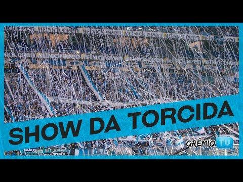Torcida Tricolor dá show na Copa do Brasil l GrêmioTV
