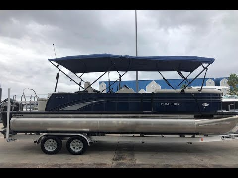 250 Sunliner Harris Pontoon 2019 For Sale at MarineMax Houston