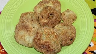 Kentucky Fried Green Tomatoes