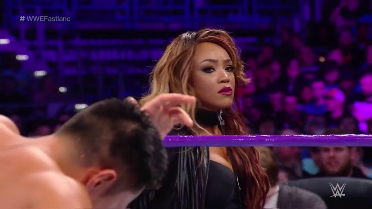FULL MATCH: Rich Swann & Akira Tozawa vs. The Brian Kendrick & Noam Dar - WWE Fastlane 2017 Kickoff