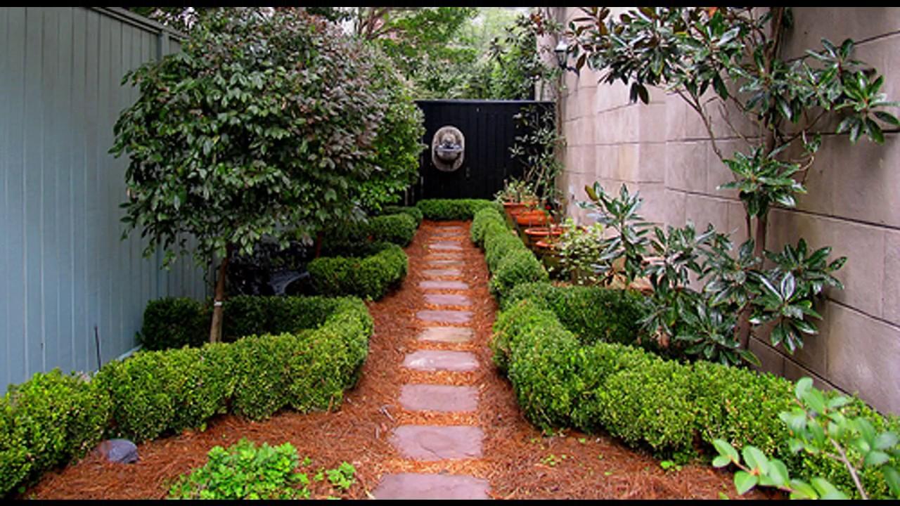 Mejores Ideas De Dise O De Jardines En El Patio Trasero