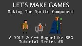 SDL 2 Made Easy Tutorial 14 - Sprite Animation - YouTube