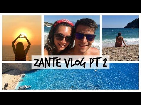 ZANTE TRAVEL VLOG / pt. 2