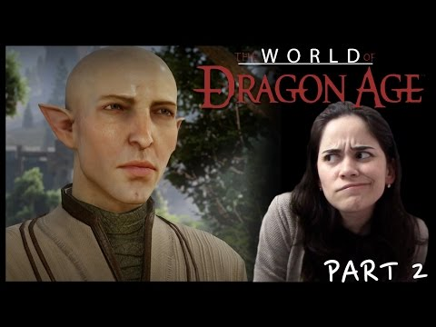 World of Dragon Age: Solace With Solas (Part 2) (SPOILERS)