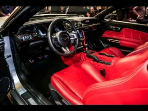2016 Ford Mustang Rocket