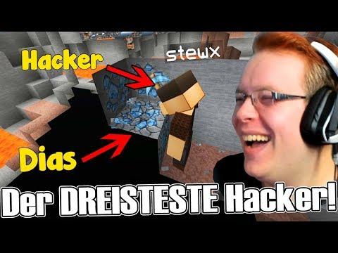 Der DREISTESTE Hacker! - Minecraft SubServer | Earliboy