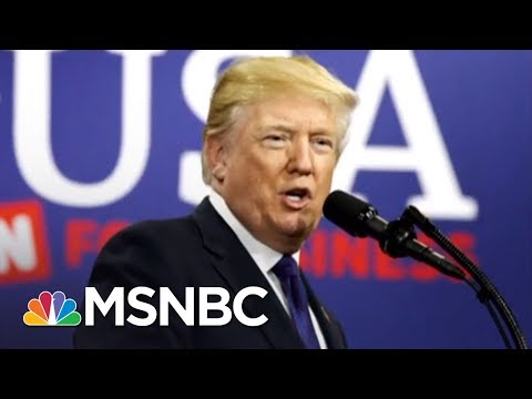 Lawrence Debunks Donald Trump\'s Claim Trade Wars Don\'t Hurt U.S. | The Last Word | MSNBC