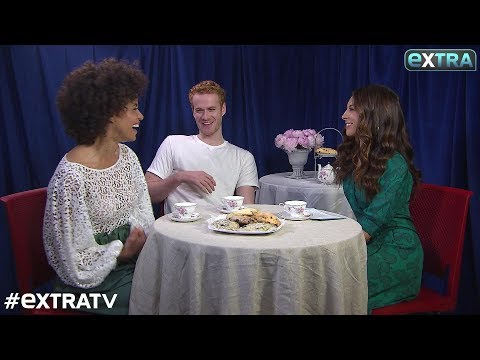 Parisa Fitz-Henley Predicts Prince Harry & Meghan Markle's Reaction to Lifetime Movie