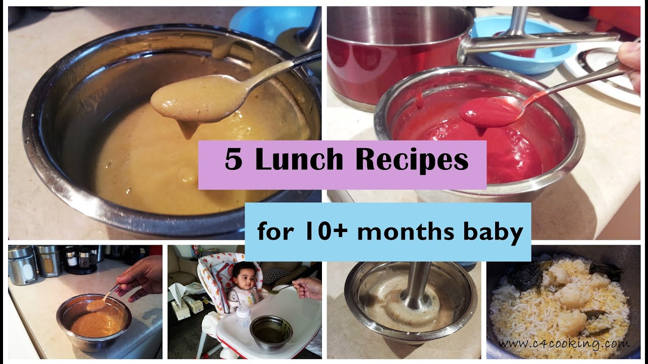 Weaning Food For  Month Baby