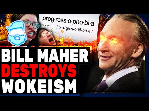 Bill Maher DEMOLISHES Mask Weirdos & Leftists Who IGNORE Progress In This Country! Twitter RAGES