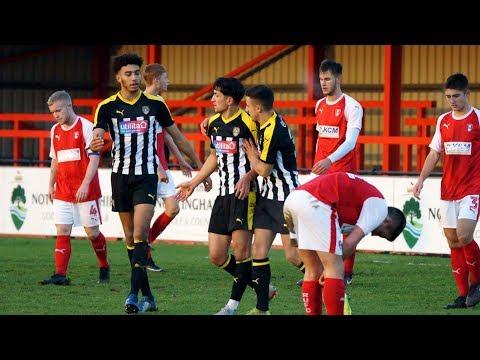 Reserve Highlights: Notts County v Rotherham