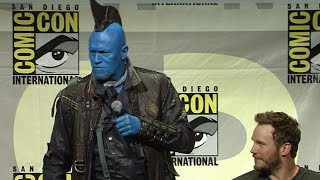 Guardians of the Galaxy Vol 2 San Diego Comic-Con 2016 Panel