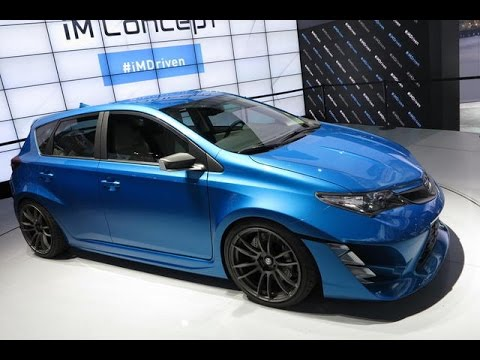 2017 New Cars Coming Out Scion Im