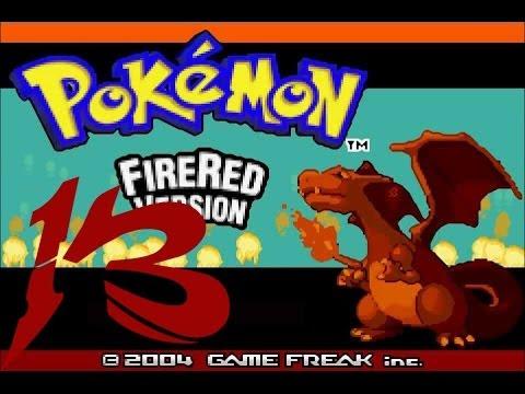 Pokemon Rojo Fuego | Ep. 13 | Isla Prima y Medalla Tierra