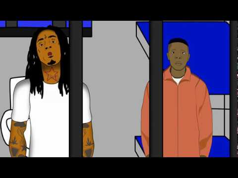 Lil Wayne ft Lil Boosie, Gucci Mane,  and Birdman  Give Me My Freedom off